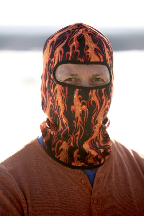 Facemask Flame