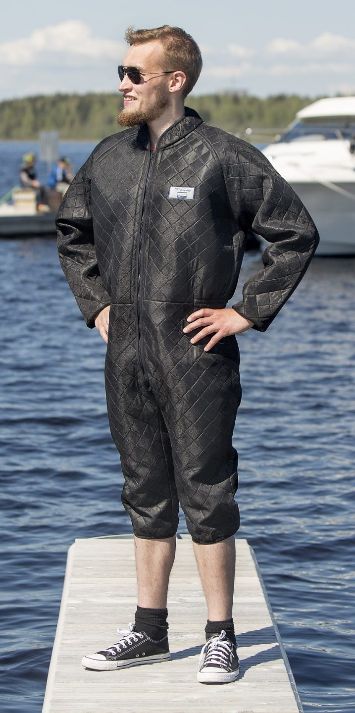Thermo Float Underwear Safety Suit