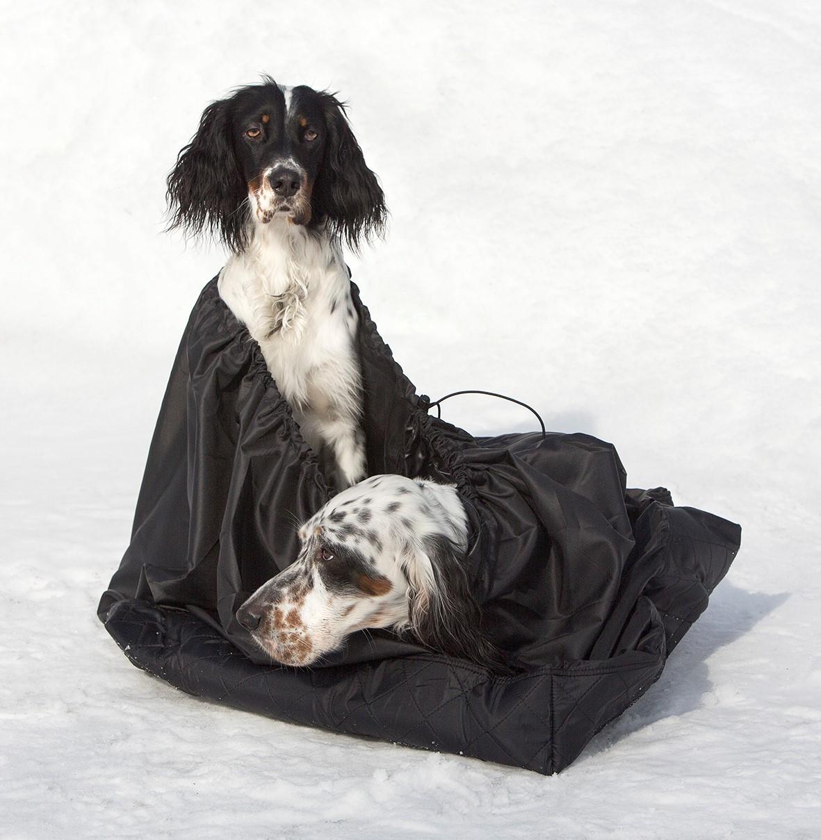 Hundvärmesäck